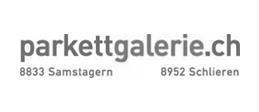 Logo parkettgalerie.ch